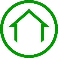 house-icon-green
